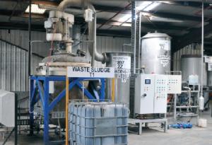 Waste Sludge