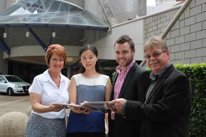 Karen McKeown(Penrith Mayor) Wendy Xing(WSROC) Jesse & Ian.jpg