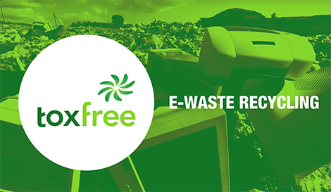 Toxfree e-waste recycling experts